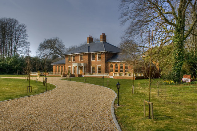 New Country Home at Crawley, Winchester