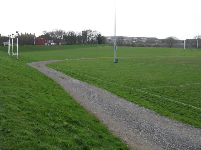 Moderns RFC Rugby Ground