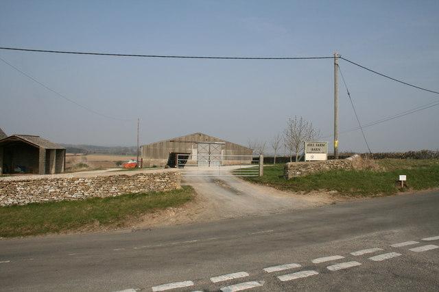Hill Farm Barn