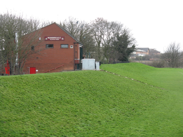 Moderns RFC Clubhouse