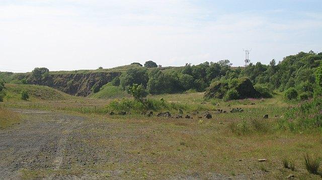 Quarry, Airdriehill