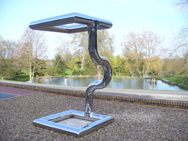 Sculpture, Surrey University
