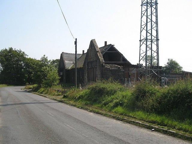Ruin, Airdriehill