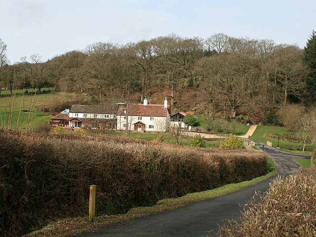 Vencroft Farm, near Churchstanton