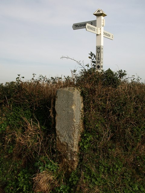 Huish Cross