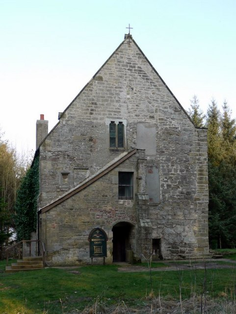 Biddlestone Chapel