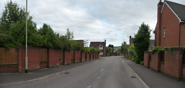 Tiverton : Blackthorn Avenue