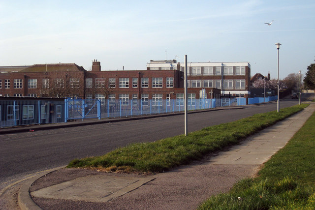 Seaford Head Community College, Arundel Road, Seaford
