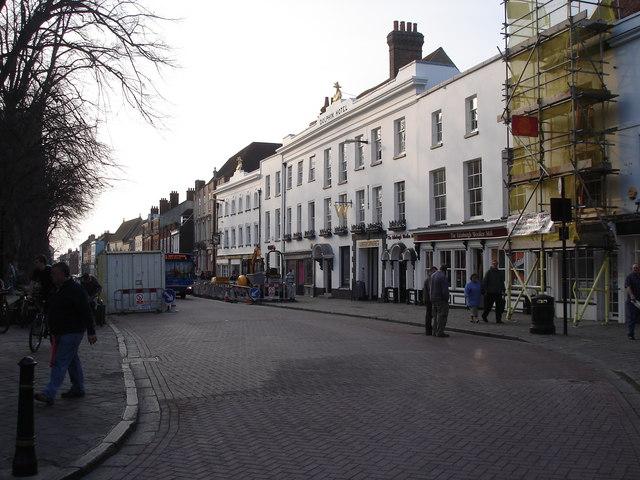 Chichester - West Street
