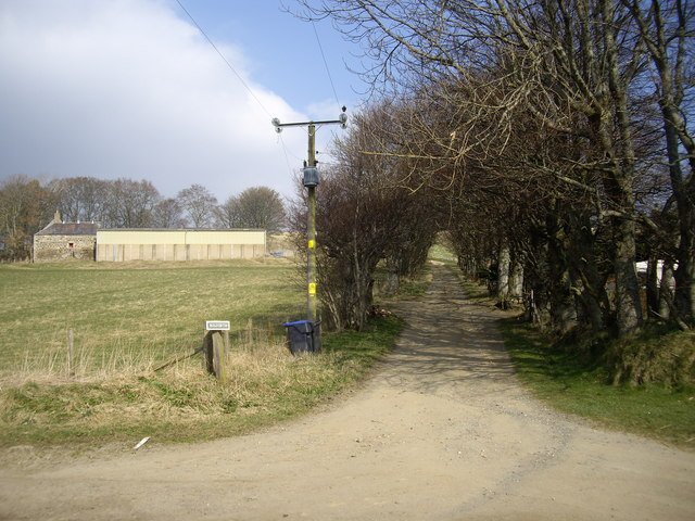 Access to Bogforth