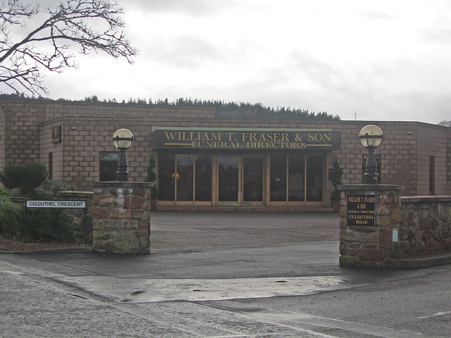 Funeral Home, Inverness