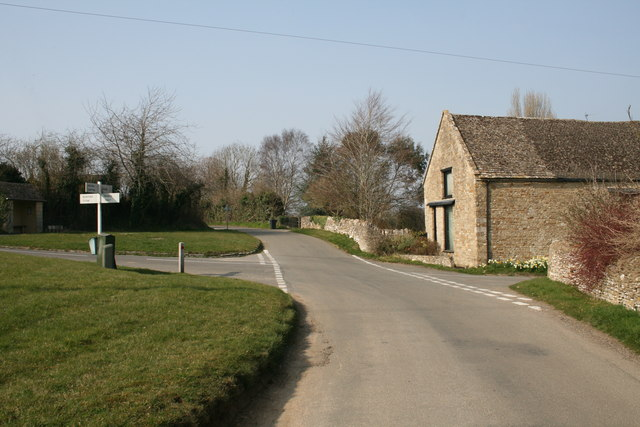 Crossroads in Fifield