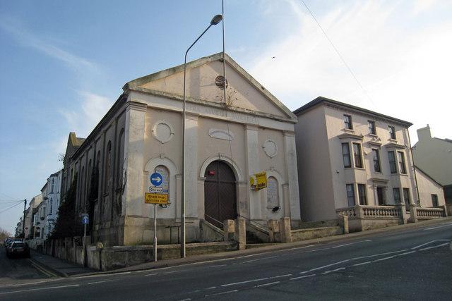 Congregational Chapel, Meeching Road, Newhaven