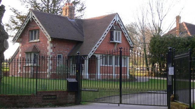 Lodge at Pickhurst