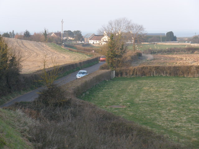 Minor road to Doniford