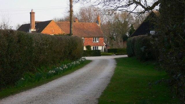 Tugley Farm near Chiddingfold, Surrey