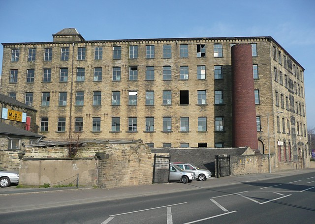 Martins Mill, Pellon Lane, Halifax
