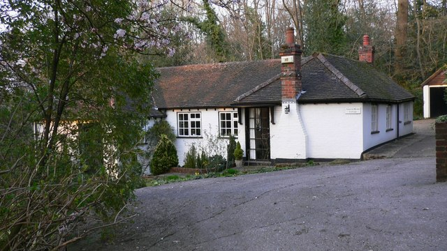 Anstead Brook Cottage on Petworth Road, Haslemere