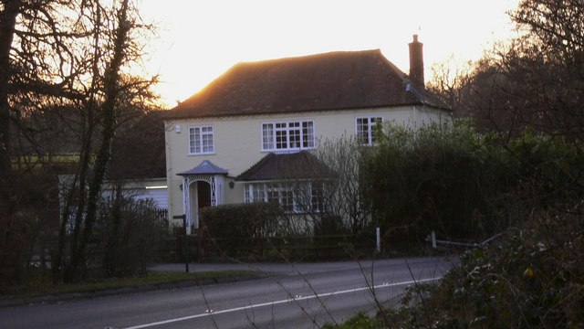 Brook Cottage at Ansteadbrook near Haslemere
