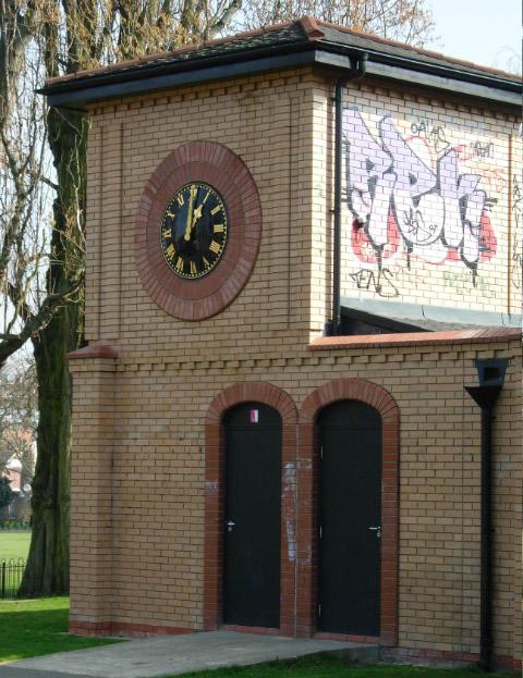 Electricity Sub-Station, Kilburn Grange Park