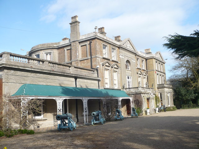 Quex House, Birchington