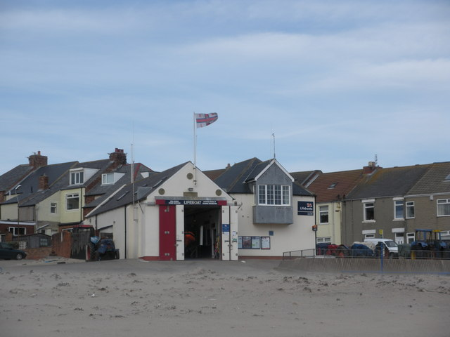 RNLI Station, Newbiggin by the Sea