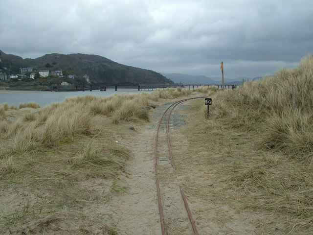 Fairbourne light railway