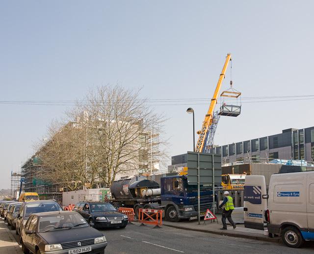 Refurbishment of Ashburton Court, Sussex Street