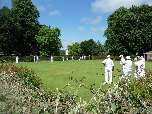 Tiverton : West End Bowling Club