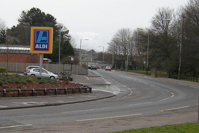 View of Craig O' Loch Road, Forfar