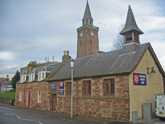 Riverside Charity Shop, Inverness