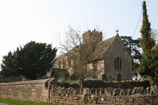 St. Nicholas, Idbury