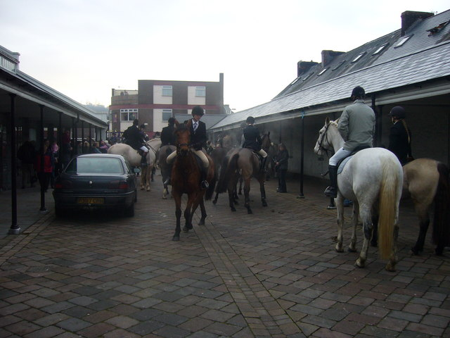 Tiverton : Boxing Day 2007