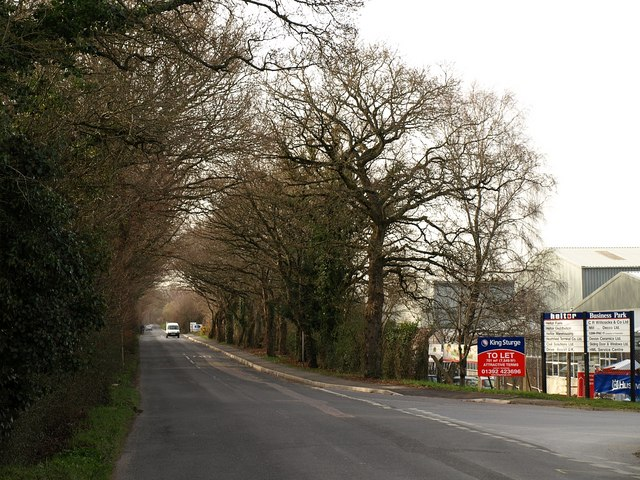 Old Newton Road, Heathfield