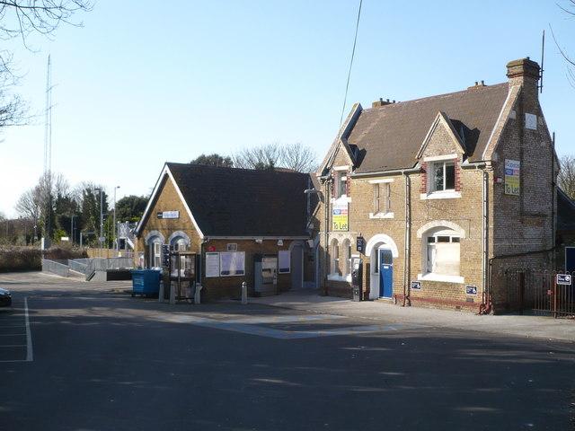 Birchington-on-Sea railway station