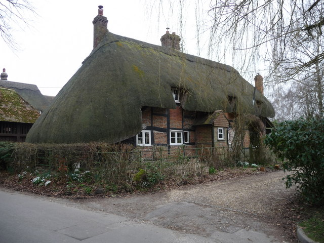 Dummer - Thatched Cottage