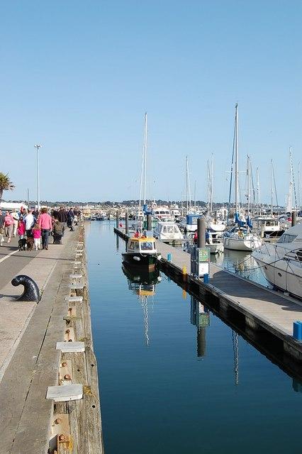 Marina, Poole Dorset