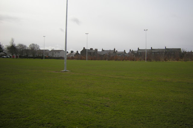 View of Market Muir, Forfar