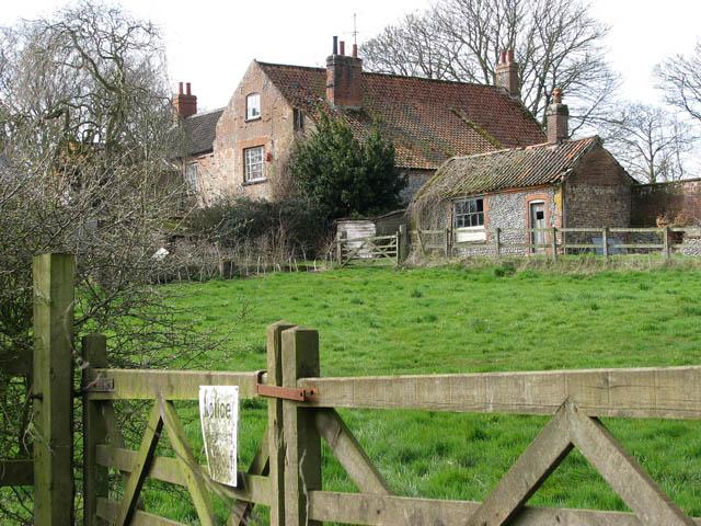 Hall Farmhouse