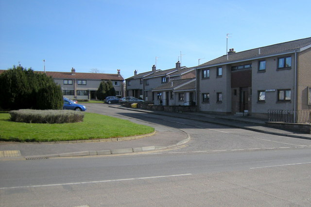 Nursery Street, Forfar