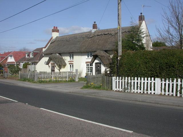 Burton, Silbury & Lilac Cottages