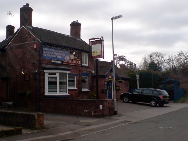 The Spittal Brook public house