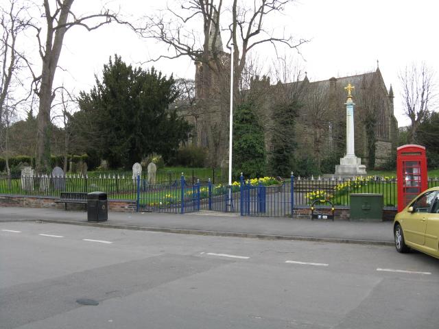 Ruddington Church
