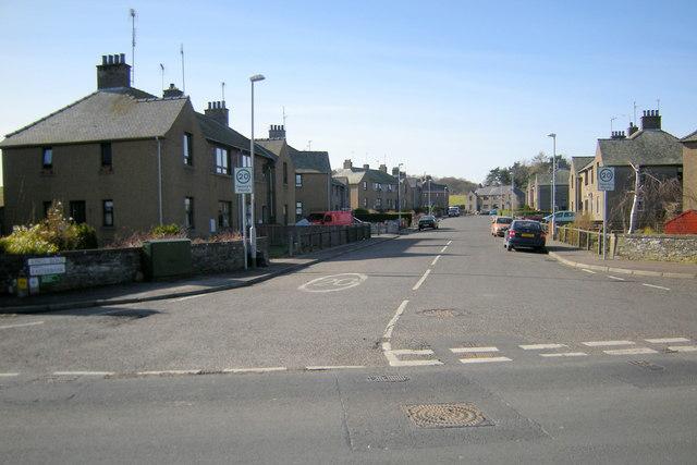 Kings Road, Forfar