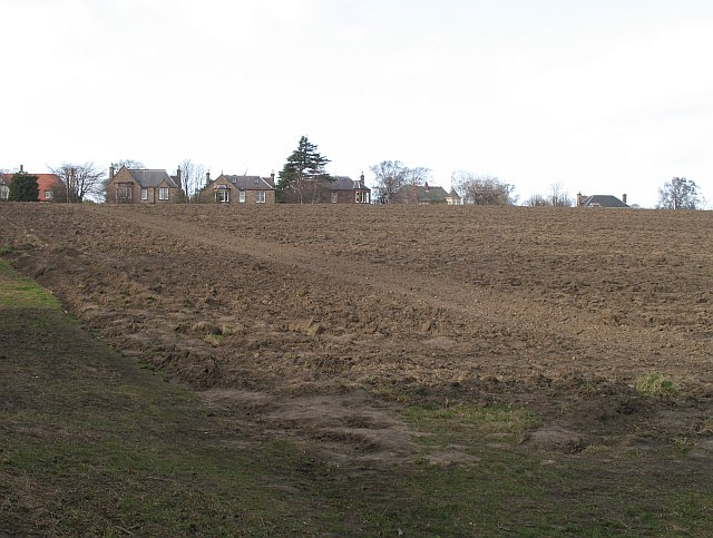 Ploughed field, Haddington