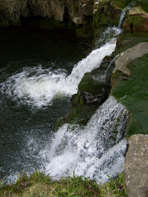 Waterfall on River Nent