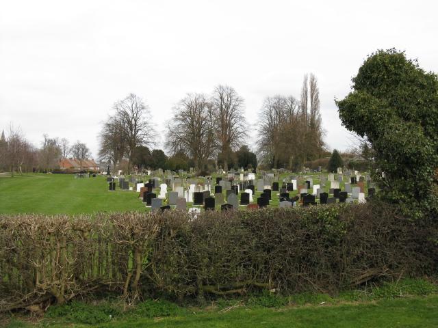 Ruddington - Vicarage Lane Cemetery