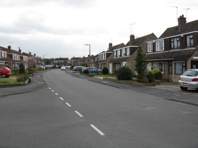 Ruddington - Westerham Road