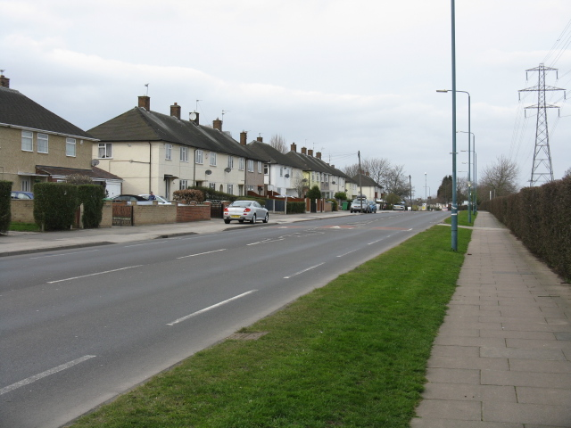 Clifton - Farnborough Road