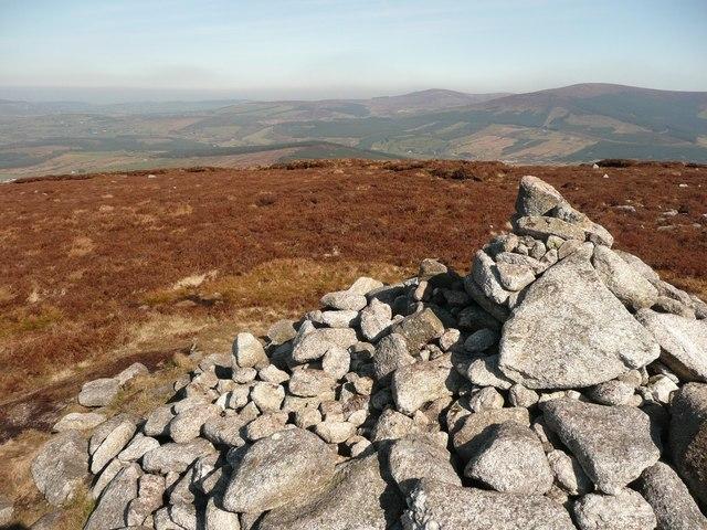 Cairn at Sorrel Hill